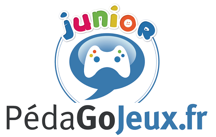 Logo PedaGoJeux Junior