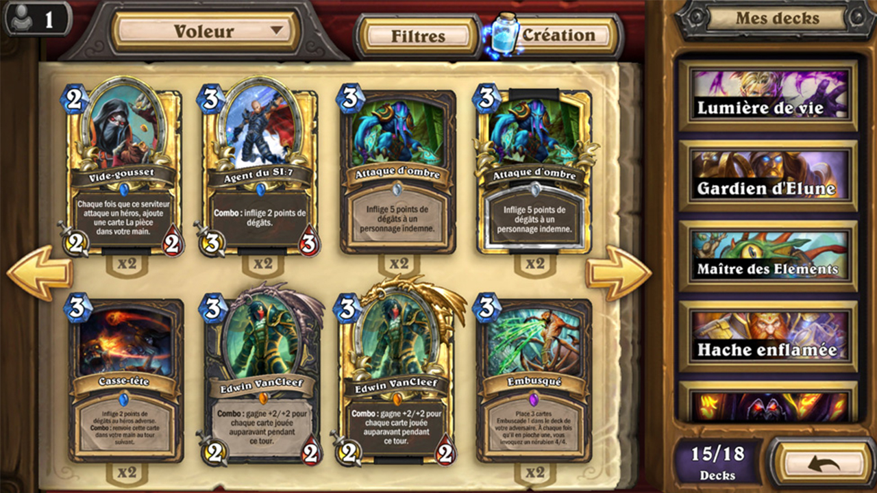 Hearthstone: Gold Deck vs Gold Deck..? AND MURLOCS! - YouTube